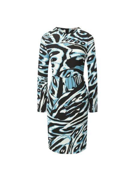 Платье шелковое из вискозы Diane Von Furstenberg