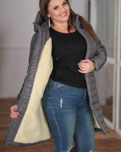 Стеганое пальто Miss Podium