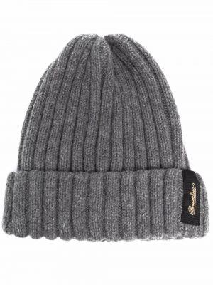 Z kaszmiru czapka Borsalino