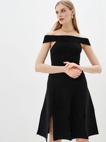 Вечернее платье французский черное French Connection