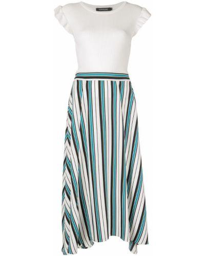 Платье в полоску платье-солнце Loveless