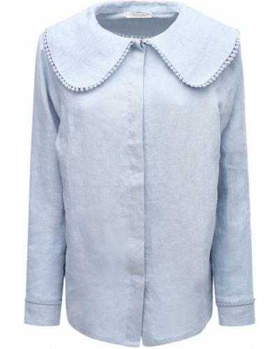 Niebieska koszula Underprotection