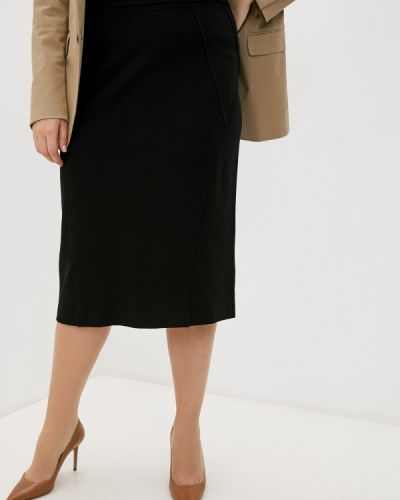 Черная юбка осенняя Elena Miro