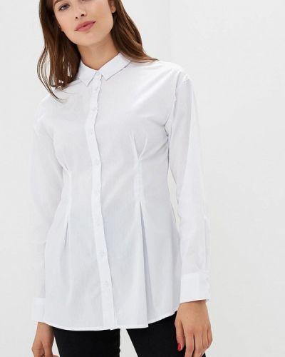 Белая рубашка с длинным рукавом Befree