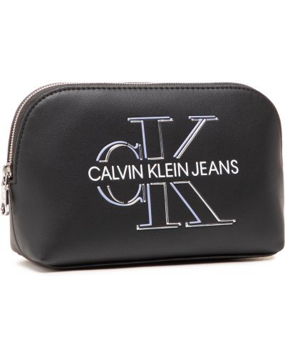 Kosmetyczka - czarna Calvin Klein Jeans