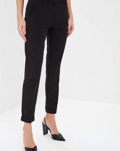 Классические брюки итальянский черные Miss Miss By Valentina