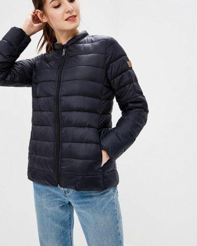 Утепленная куртка демисезонная черная Roxy