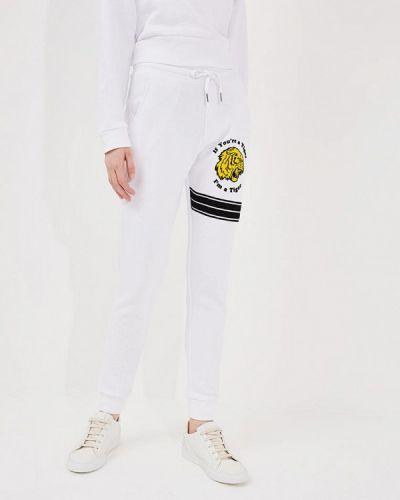 Белые спортивные брюки Zoe Karssen