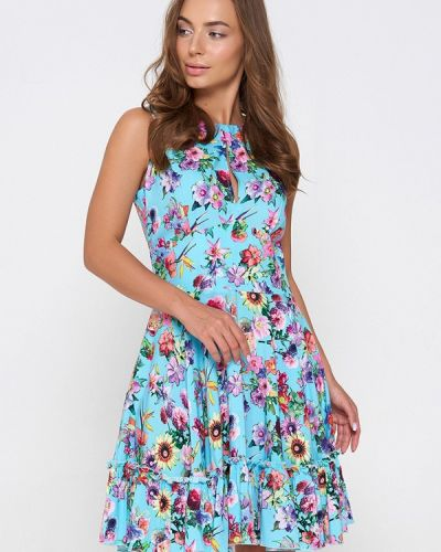 Платье мини весеннее Sellin