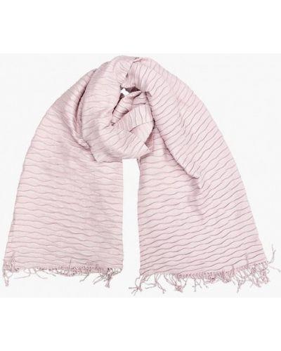 Розовый палантин итальянский Eleganzza