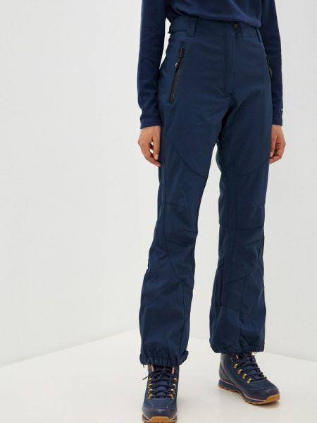 Синие горнолыжные брюки Trespass