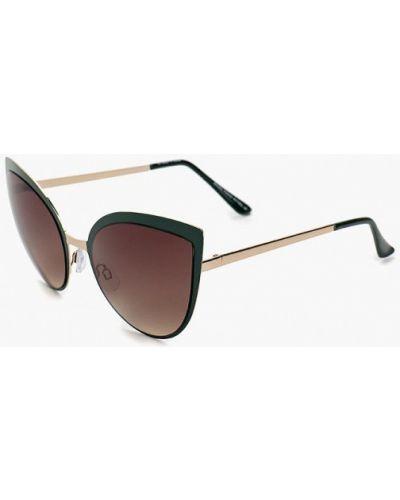 Зеленые солнцезащитные очки Dorothy Perkins