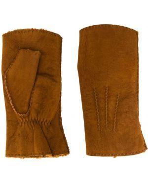 Rękawiczki brązowy Holland & Holland