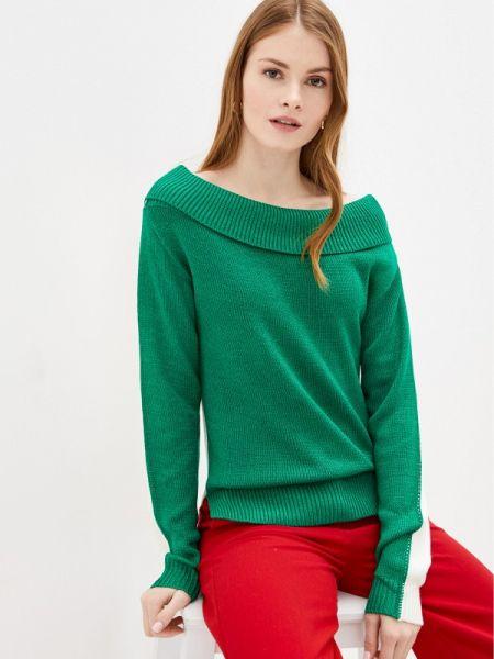 Зеленый свитер Baon