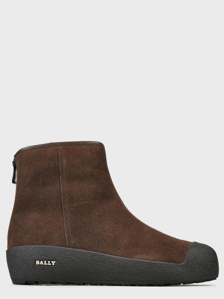 Ботинки - коричневые Bally