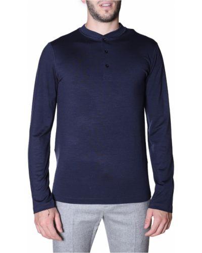 Niebieska bluza dresowa Dondup