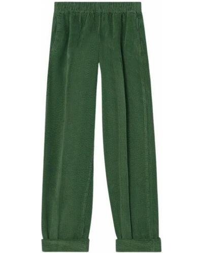 Spodnie vintage - zielone American Vintage