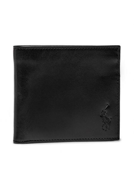 Portfel - czarny Polo Ralph Lauren