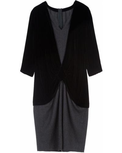 Платье оверсайз платье-пиджак Louis Feraud Vintage