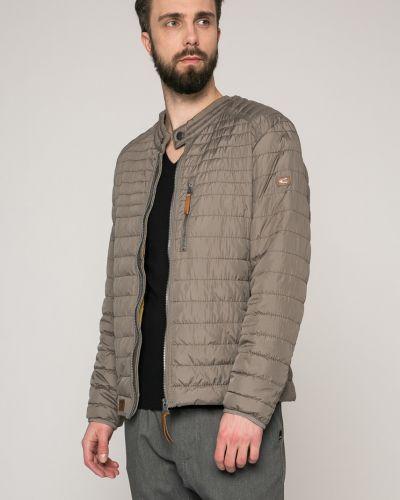 Утепленная куртка прямая стеганая Camel Active