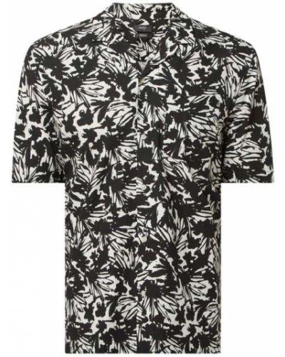 Koszula bawełniana krótki rękaw Esprit Collection