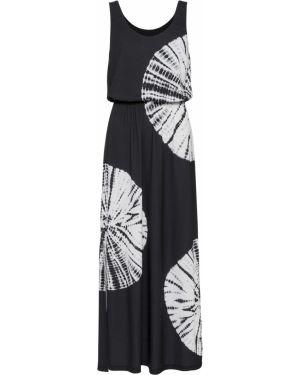 Летнее платье макси длинное Bonprix