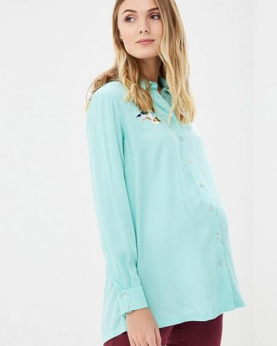 Блузка с длинным рукавом осенняя Mammysize