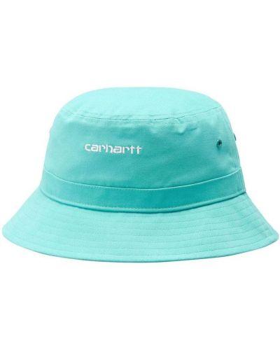 Niebieski kapelusz Carhartt Wip