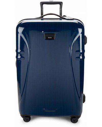 Нейлоновый чемодан Tumi