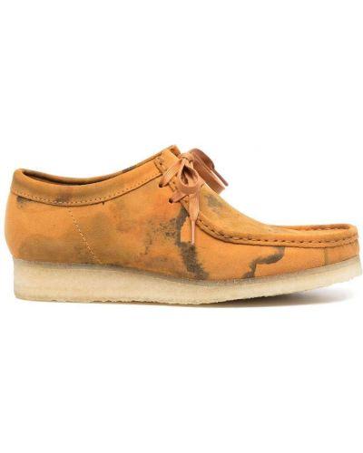 Loafers - czarne Clarks Originals