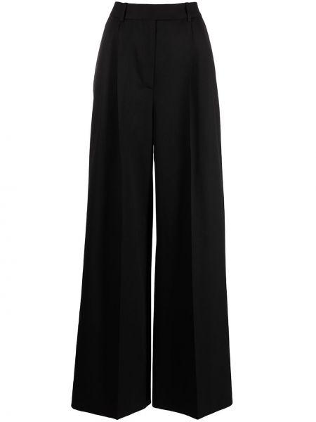 Czarne spodnie bawełniane Altuzarra