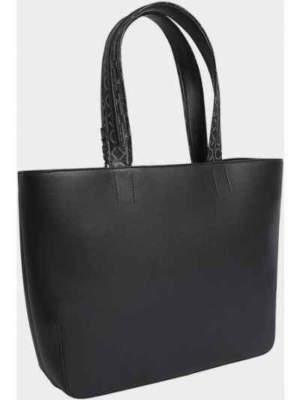Сумка шоппер - черная Calvin Klein
