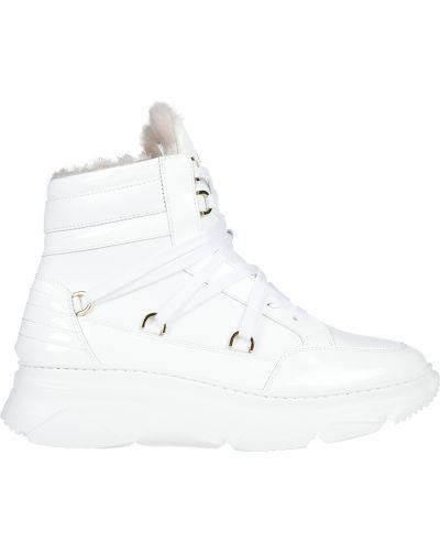 Кроссовки белый повседневные Stokton