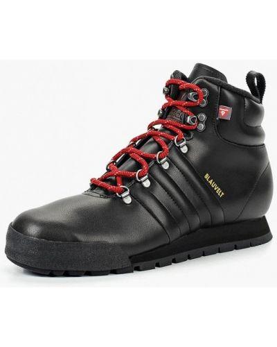 Ботинки осенние кожаные Adidas Originals