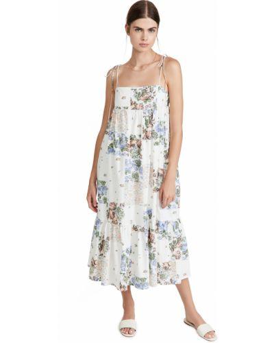 Sukienka midi z wiskozy Levi's