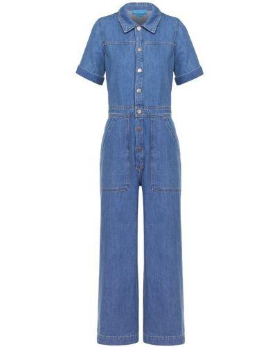 Джинсовый комбинезон брючный Mih-jeans