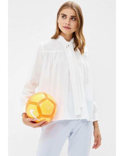 Блузка белая Burlo