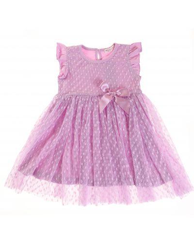 Фиолетовое платье Breeze