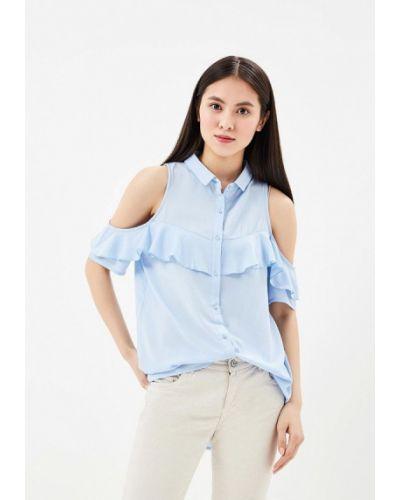 Голубая блузка Sweewe
