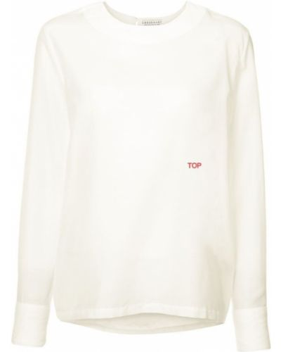 Топ белый Dresshirt
