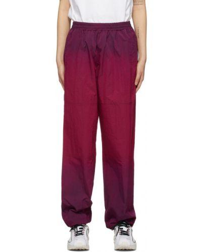 Спортивные брюки розовый фиолетовые Aries