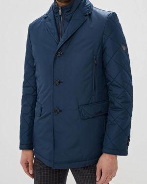 Куртка демисезонная синяя Bazioni