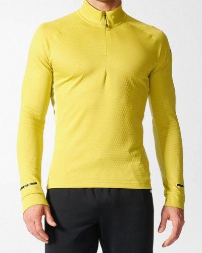 Спортивная футболка желтый Adidas