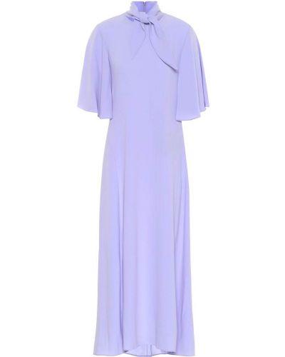 Платье миди винтажная фиолетовый •ellery•