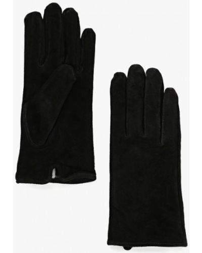 Кожаные перчатки 2019 черный Befree