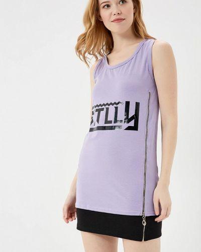 Костюм фиолетовый черный Sitlly
