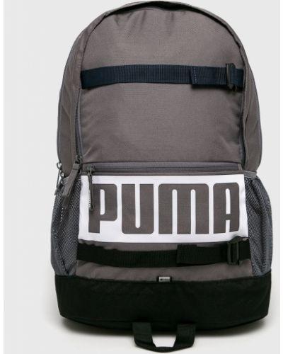 Plecak z wzorem szary Puma