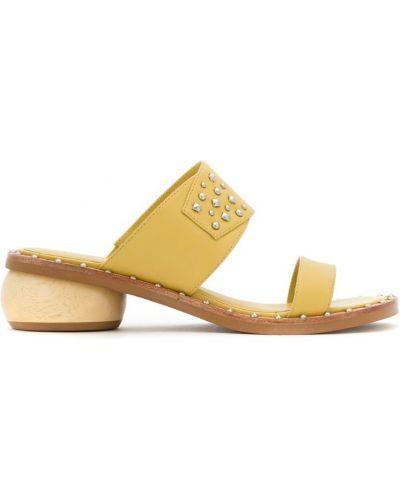 Сандалии на каблуке Mara Mac