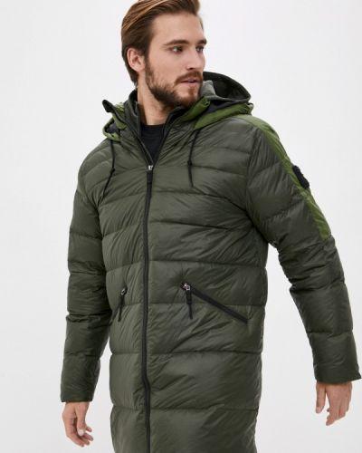 Зеленая куртка Reebok