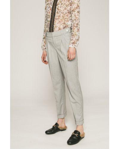 Серые брюки прямые Morgan
